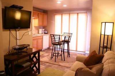 Sitting Room (off kitchen)